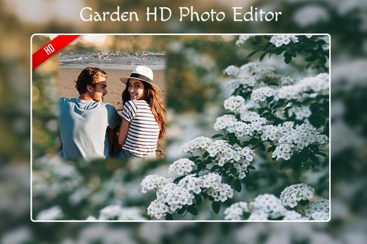 Garden HD Photo Editor screenshot 2
