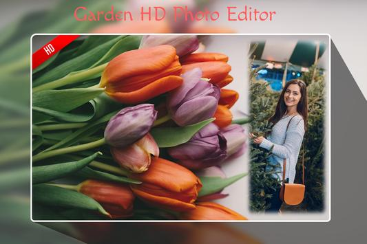 Garden HD Photo Editor screenshot 4
