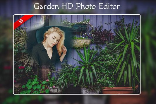 Garden HD Photo Editor screenshot 9