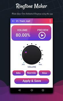 Ringtones Free Maker screenshot 3