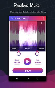 Ringtones Free Maker screenshot 5