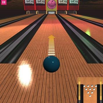 Simply Bowling Free poster