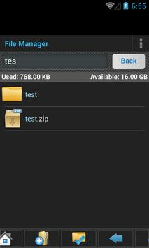 File manager:File explorer screenshot 4
