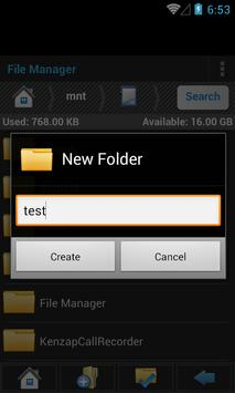File manager:File explorer screenshot 2