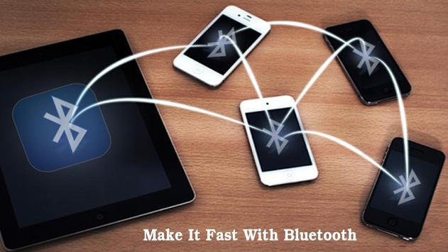 Bluetooth Files Transfer Guide App apk screenshot