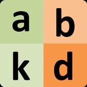 Filipino Alphabet (Abakada)for university students icon