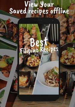 Best filipino food recipes 2017 apk download free food drink app best filipino food recipes 2017 poster forumfinder Choice Image