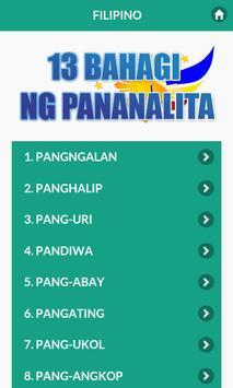 FILIPINO INSTA REVIEW APP apk screenshot