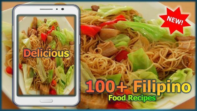 100 filipino food recipes descarga apk gratis comer y beber 100 filipino food recipes poster forumfinder Gallery