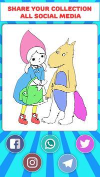 Coloring Book For Mia screenshot 2