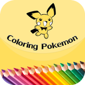 Fill color in pokemon icon