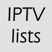 IPTV Lists icon