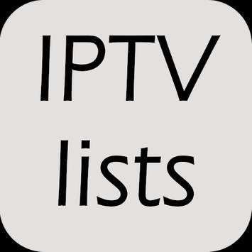 IPTV Lists poster