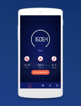 FIMO – Earn While You Walk screenshot 1