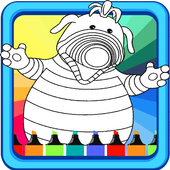 Fimbels Coloring Book icon