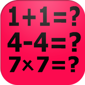 math games Puzzle icon