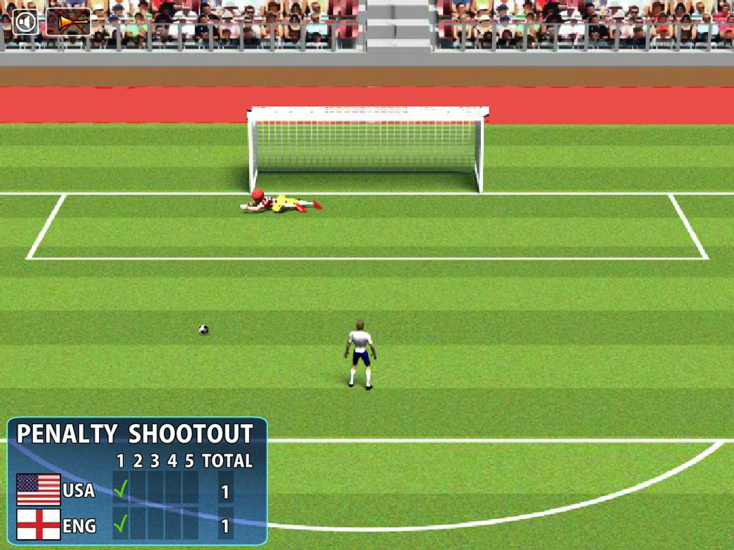 Penalty Shootout Games