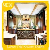 Luxury DIY Kitchen Design icon