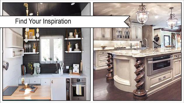 Luxury DIY Kitchen Design poster