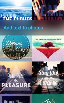 Best Font—text on photo apk screenshot