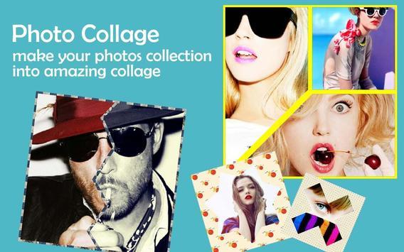 Photo Collage-Pic Stitch Maker poster