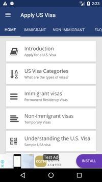 Apply US Visa screenshot 10