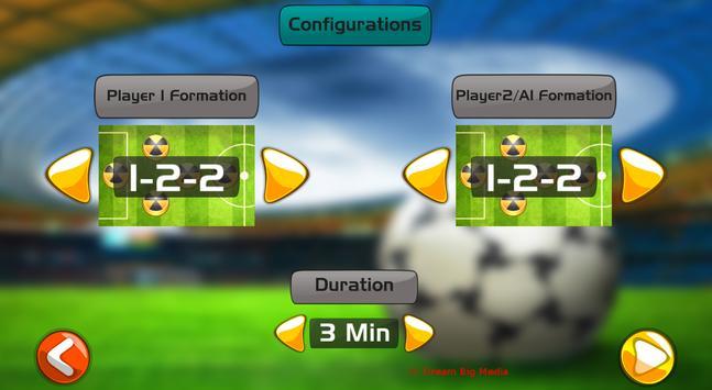 Futbol Finger Soccer apk screenshot