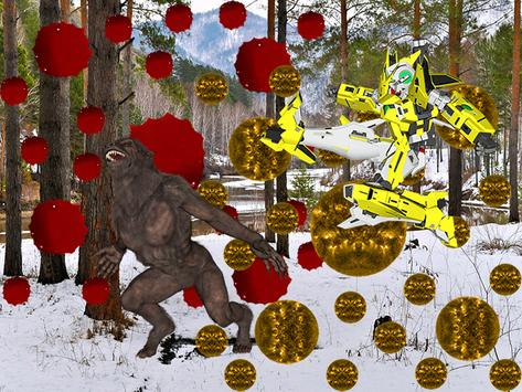 Werewolf Robot Ice World War apk screenshot