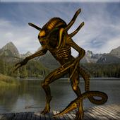 Alien Robot Ultimate War icon