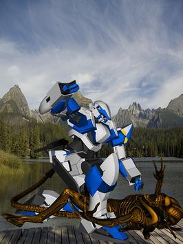 Alien Robot Ultimate War poster
