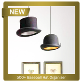 500+ Baseball Hat Organizer icon