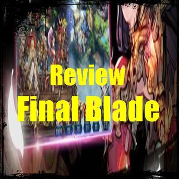 Ulasan Final Blade poster