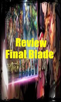 Ulasan Final Blade apk screenshot