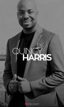 Quincy Harris App poster