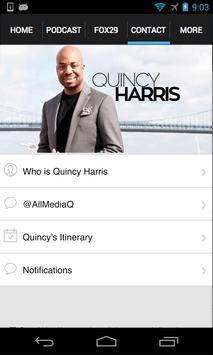 Quincy Harris App apk screenshot