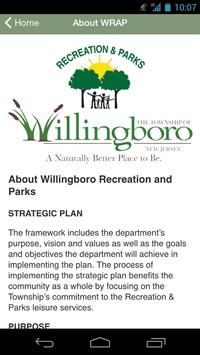 Willingboro Recreation & Parks screenshot 1