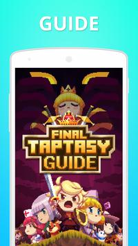 Guide: FINAL TAPTASY poster