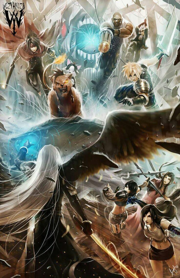 Final Fantasy XVI Wallpaper For Android APK Download