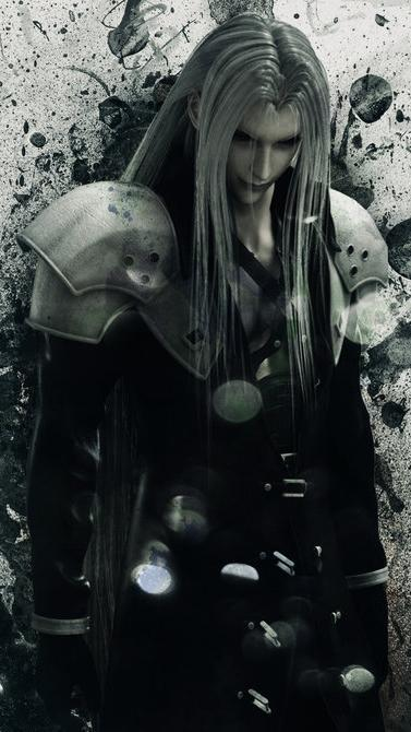 Cloud Noctis And Sephiroth Hd For Android Apk Download
