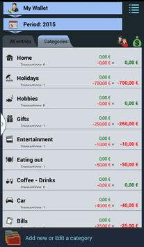 Clever Wallet apk screenshot