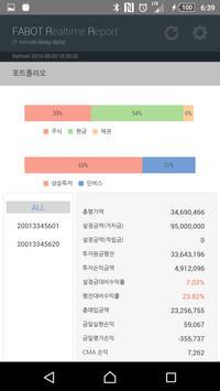 FABOT Mobile Report apk screenshot