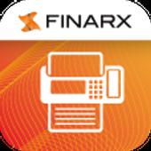 FINARX Fax light icon