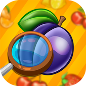 Hidden Fruits Game – Seek and Find Hidden Objects icon