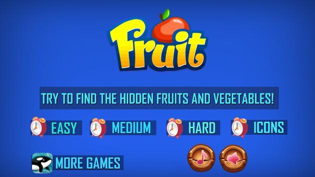 Hidden Fruits Game – Seek and Find Hidden Objects screenshot 5