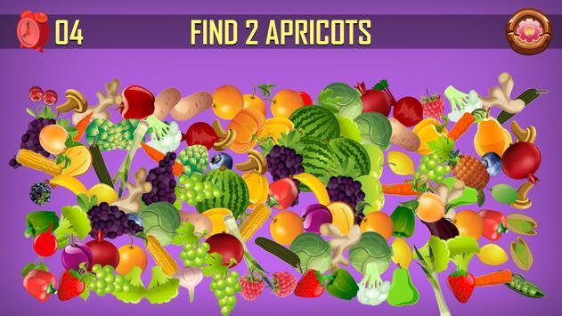 Hidden Fruits Game – Seek and Find Hidden Objects screenshot 8