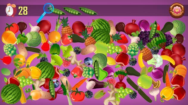 Hidden Fruits Game – Seek and Find Hidden Objects screenshot 9