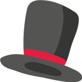 Find the hat icon