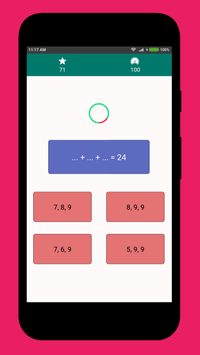 Math Puzzles - Brain Teasers screenshot 4