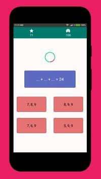 Math Puzzles - Brain Teasers screenshot 4