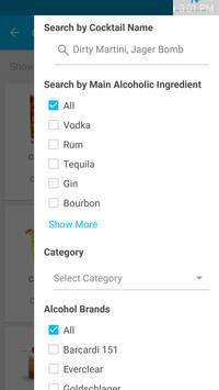 Cocktail Recipes Free Drink DB screenshot 2